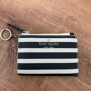Kate Spade Card Case with Zipper